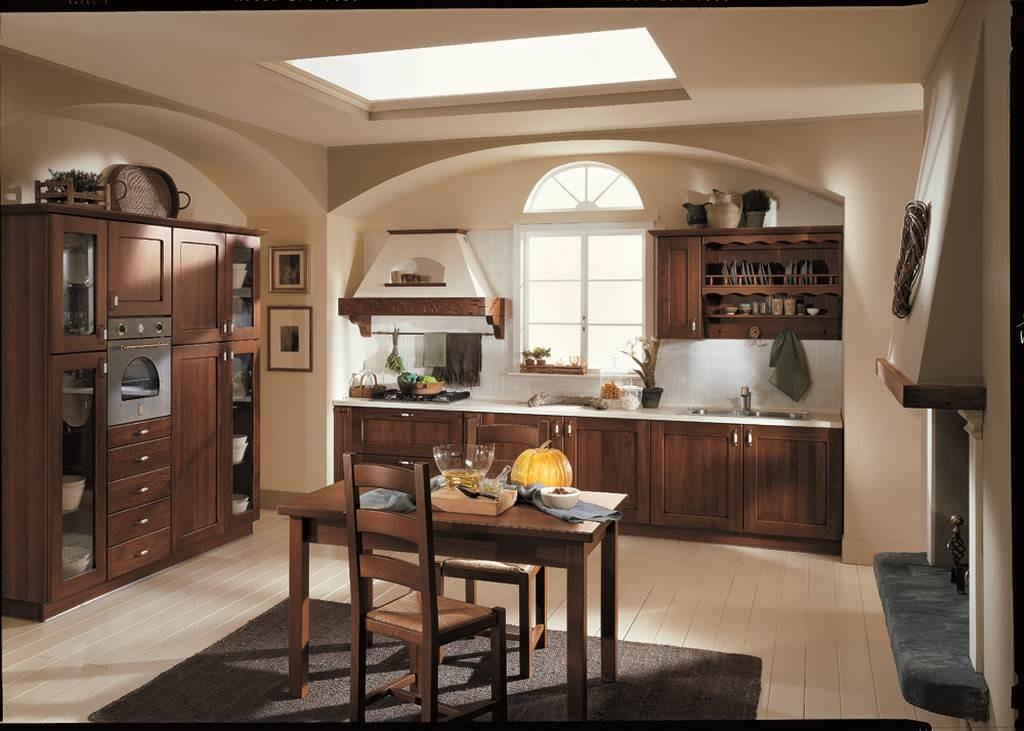 Cucina classica provenza 04 arredamento mobili e cucine - Arredamento cucina classica ...