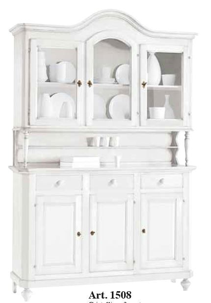 Fabulous cristlliera ante laccata bianca with mobili - Mobili antichi bianchi ...