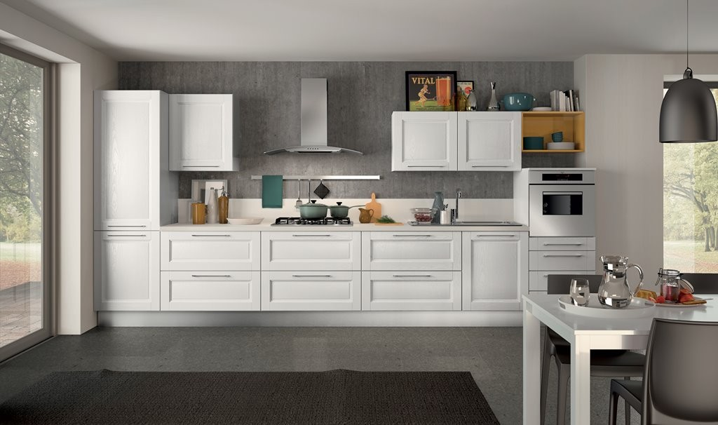 Cucina moderna mobili e cucine arredamento - Cucine componibili rimini ...