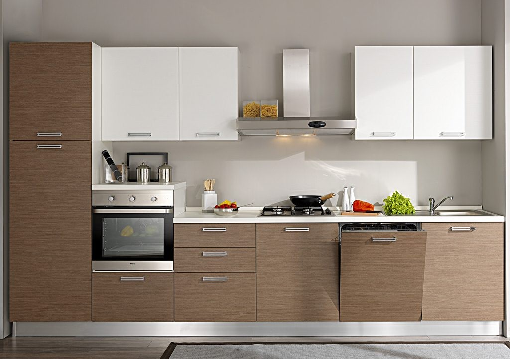 Offerta cucine complete arredamento mobili e cucine pesaro for Mobili cucine moderne componibili
