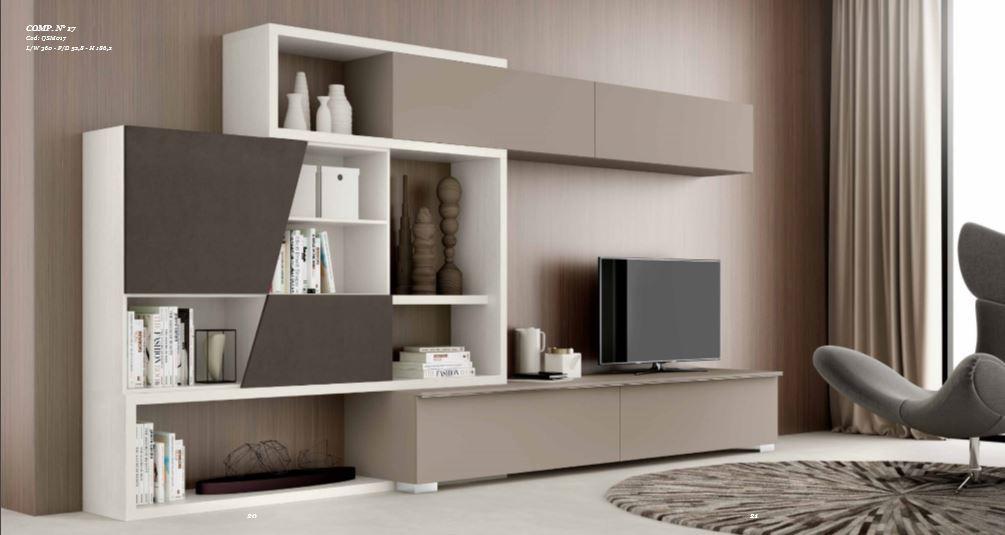 Soggiorno Moderno - Arredamento mobili e cucine