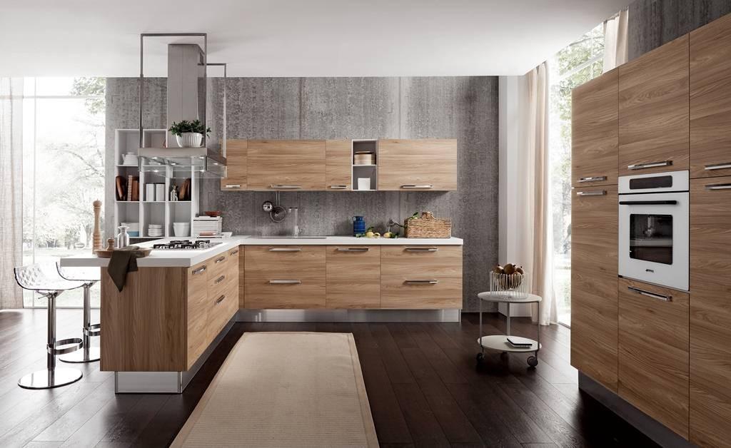 Cucine moderne city 03 mobili e cucine - Mobili per cucina componibile ...