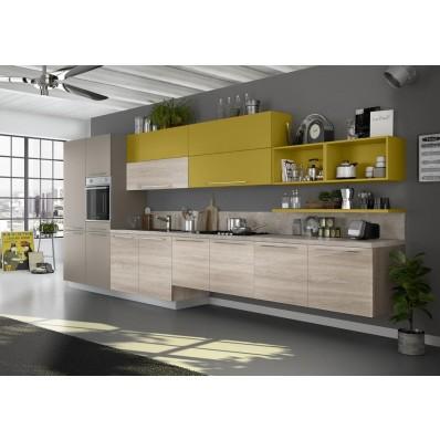 Cucina componibile moderna 34
