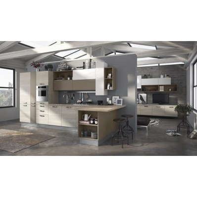 Cucina componibile moderna 38