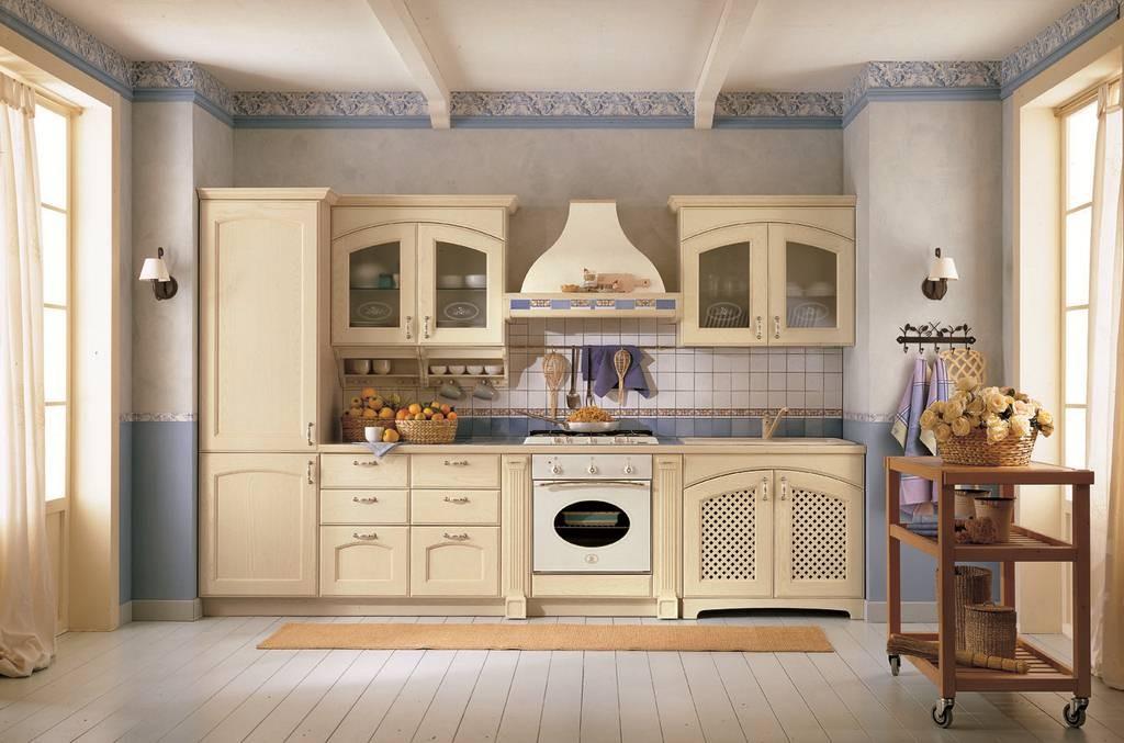 Cucina classica taormina 09 arredamento mobili e cucine pesaro - Cucine classiche avorio ...