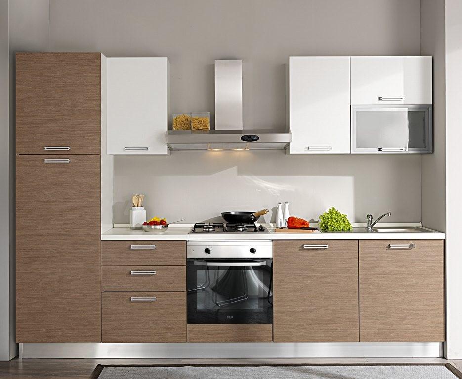 Cucina Componibile Economica 270 Cm ~ Ispirazione Per La ...