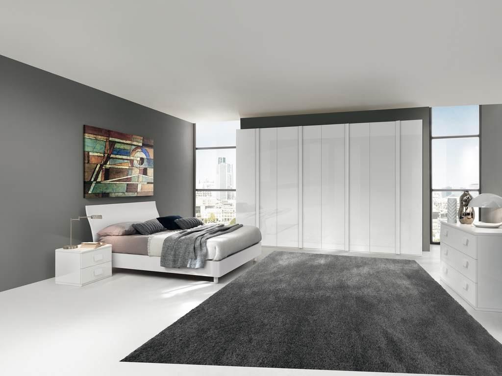 Camere Da Letto Matrimoniali Moderne camere da letto matrimoniali in larice bianco