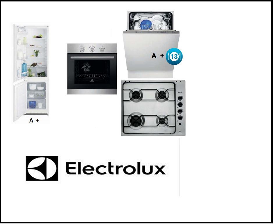 Cucine Componibili Electrolux.Cucina Moderna Mobili E Cucine Arredamento