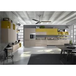 Cucina componibile moderna 35